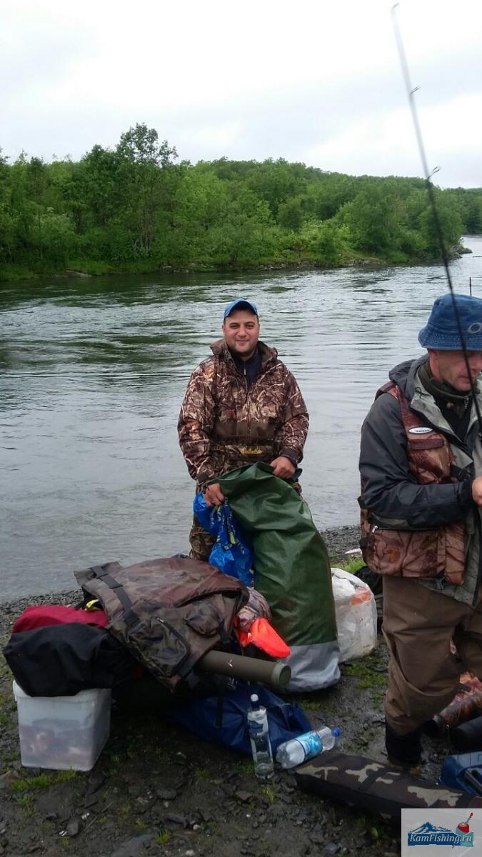 форумы о рыбалке на камчатке в