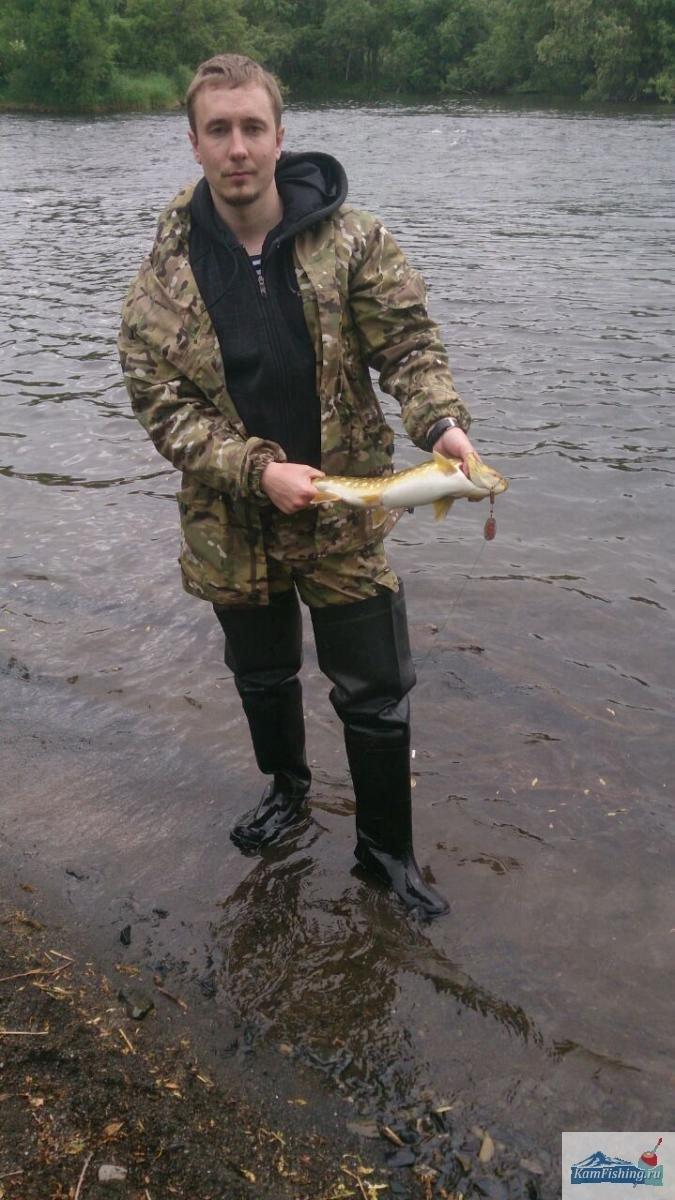 Накопитель разных рыбалок