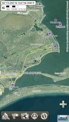Усть-Камчатск заправка АЗС