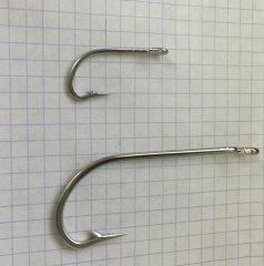 Крючки для морской рыбалки