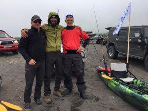 Виталий, Андрея и я :)