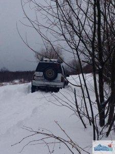 5 снега прилично и оч тяжёлый.JPG