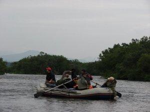 сплав по реке Опала