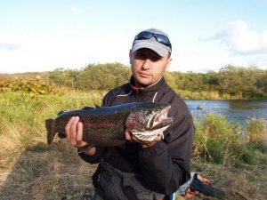 микижа,рыбалка на Опале.