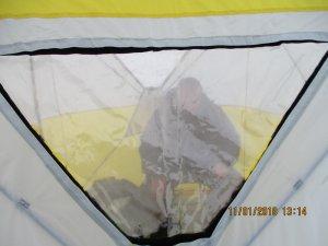 Призрак палатки