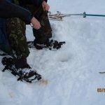 Снегоступы и лопата - сегодня на Ягодке