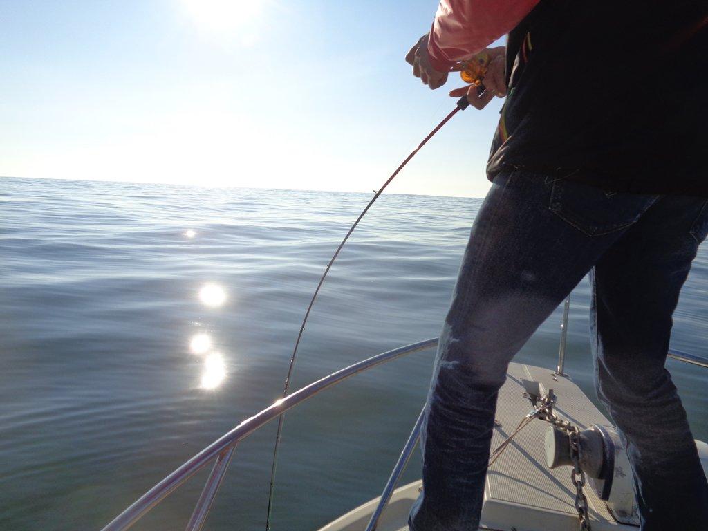 морская рыбалка 2018