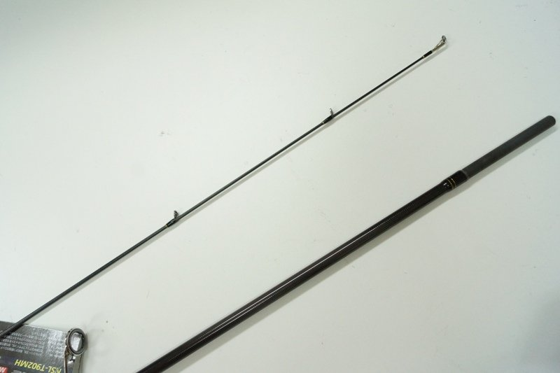 Major Craft enough n-one 2 piece Rod rod #NSL-T902MH –отзыв-обзор