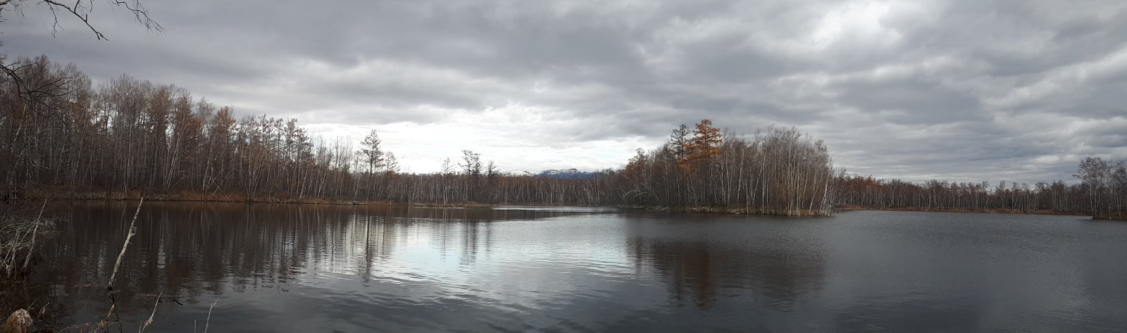 рыбалка на реке Озерная(Толбачик)