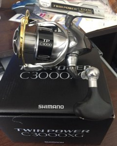 Twin Power c3000XG