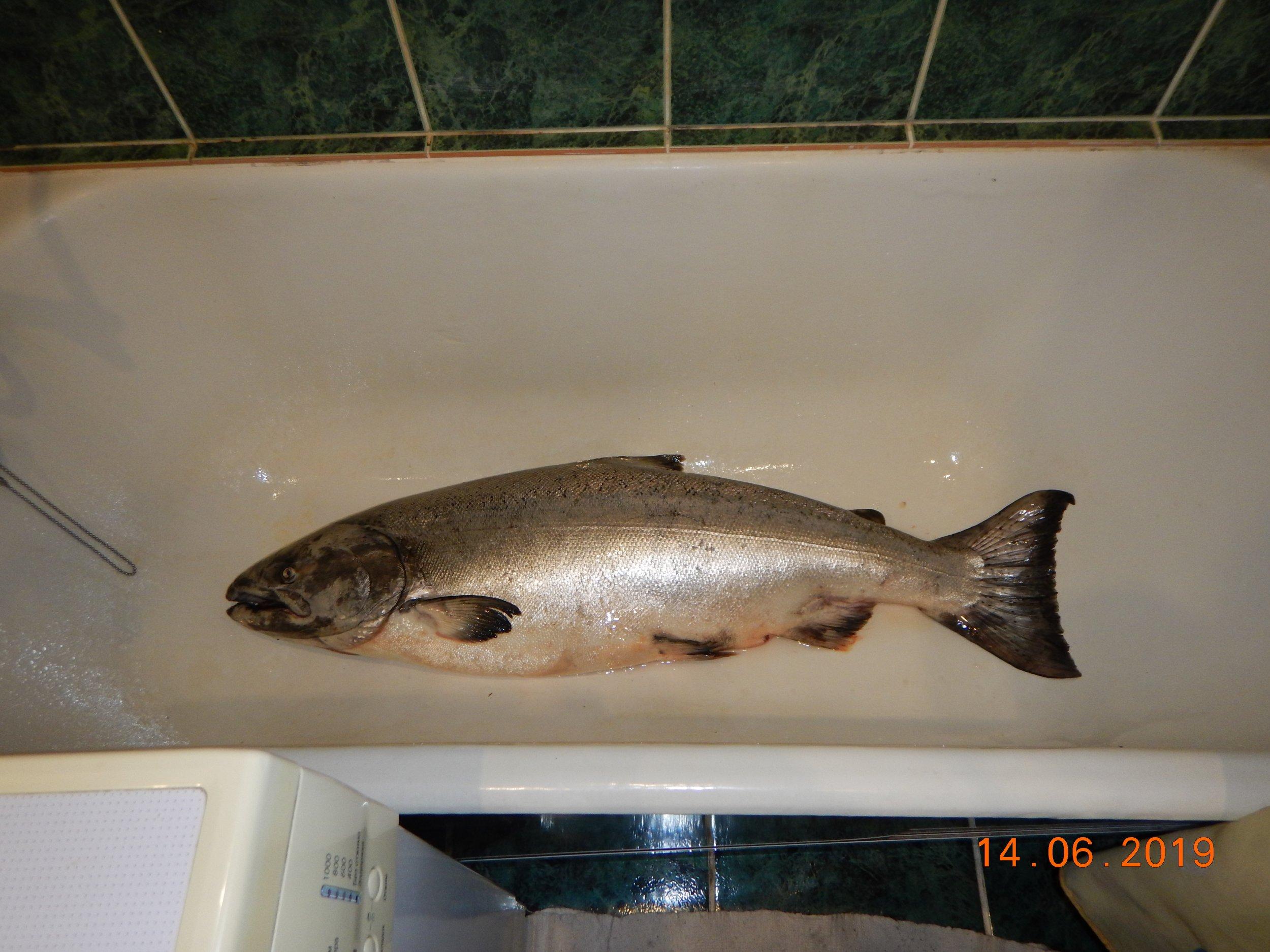 Он же в ванной