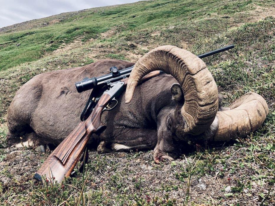 Трофейная охота на севере Камчатки.JPG