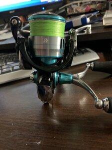 Daiwa Emeraldas 2508