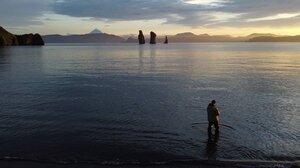 Рыбалка на Камчатке, в одном фото